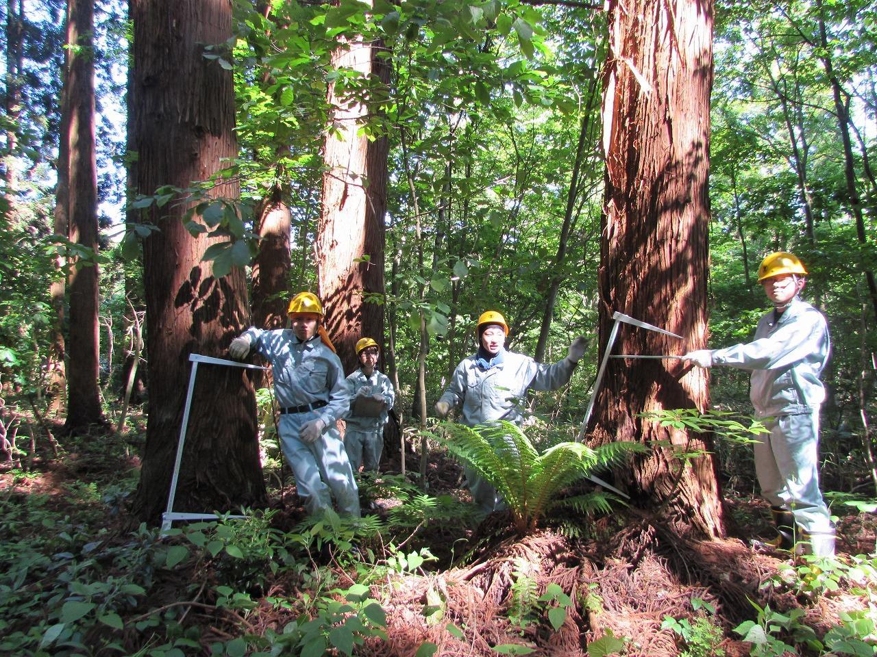 アミタ(株)、青森県立五所川原農林高校が管理する森林にて、FSC® FM認証の審査を10月12日、13日に実施。高校生による世界初事例となる当審査の模様を、メディアの皆様にも公開(13日)します。