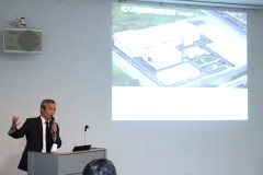 アミタ(株)代表の佐藤が「北九州市環境産業推進会議」第8回総会にて講演を行いました。