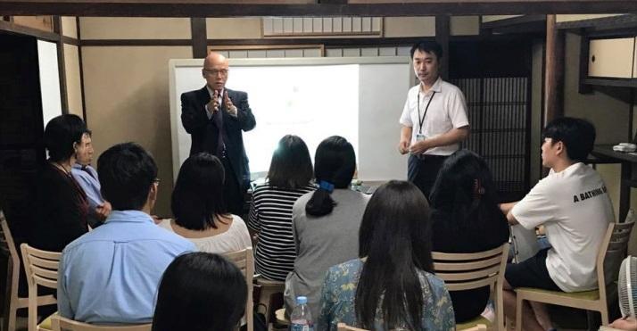 【大分県国東市長訪問等を実施】 アミタグループと立命館アジア太平洋大学(APU)は、9月に産官学による合同講座 「Community Based Resource Recirculation System」を実施しました。