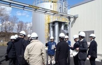 アミタ(株)、2017年4月20日からバイオガス施設「南三陸BIO」の一般視察受付を開始。