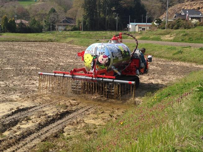 アミタ持続可能経済研究所は、宮城県加美郡加美町から「平成29年度加美町メタン発酵消化液(液肥)散布普及・実証試験業務」を受託。4月19日、同町にて専用の液肥散布車での公開液肥散布会を実施します。